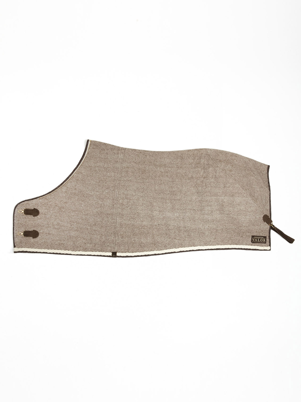 handwoven pure new wool horse rug