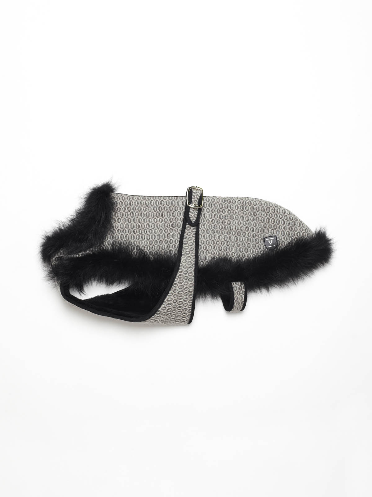 designer fur dog coats
