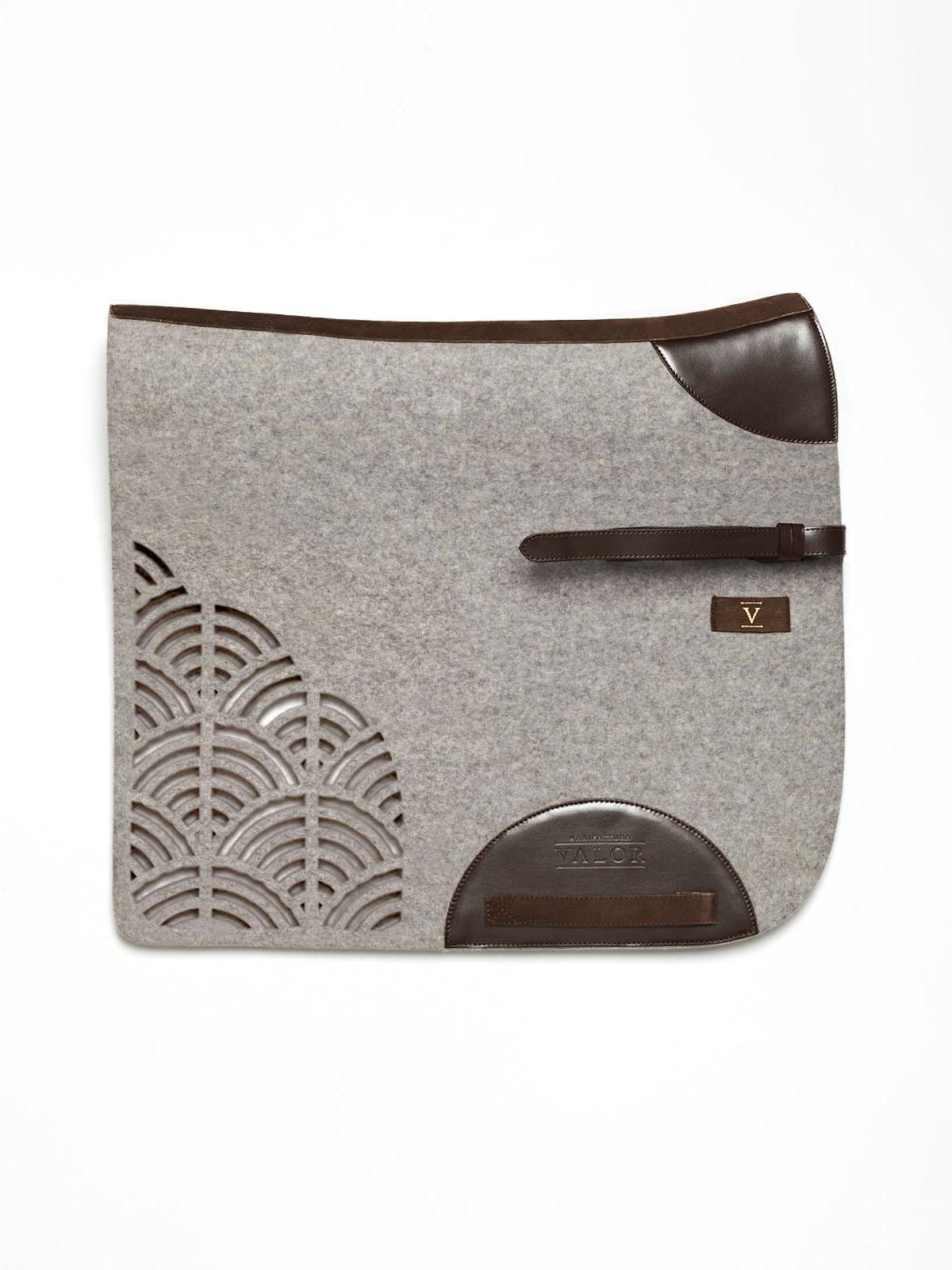 wool saddle pads