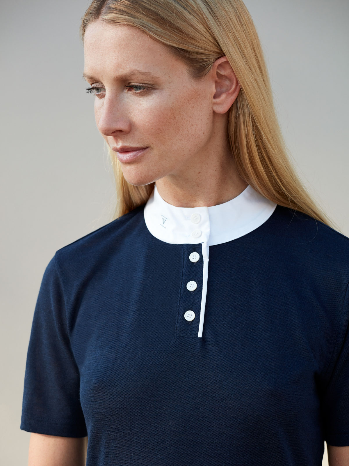 VALOR pure merino extrafine shirt EPPAN navy