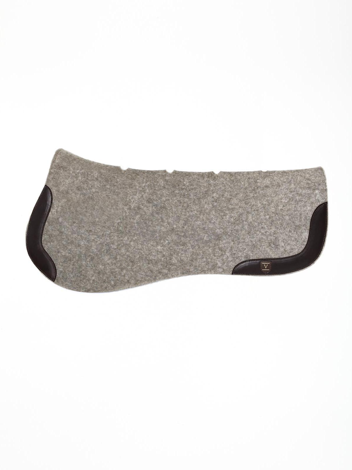 wool half pad
