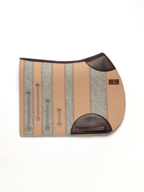 VALOR pure wool saddle pad ANDRIAN