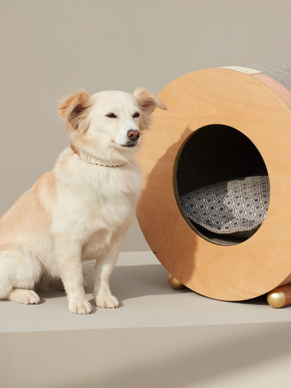 VALOR luxury dog and cat cave CASTELLO MIO