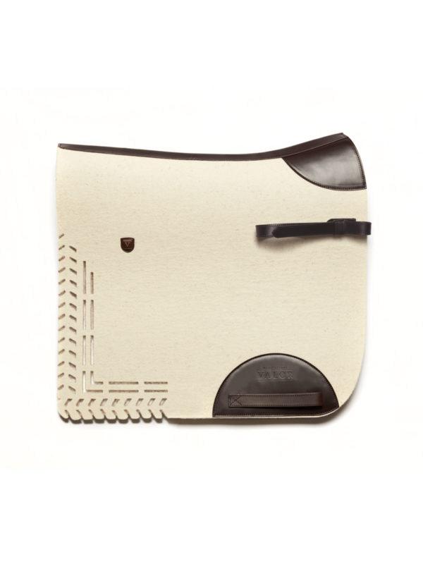 best wool felt saddle pad