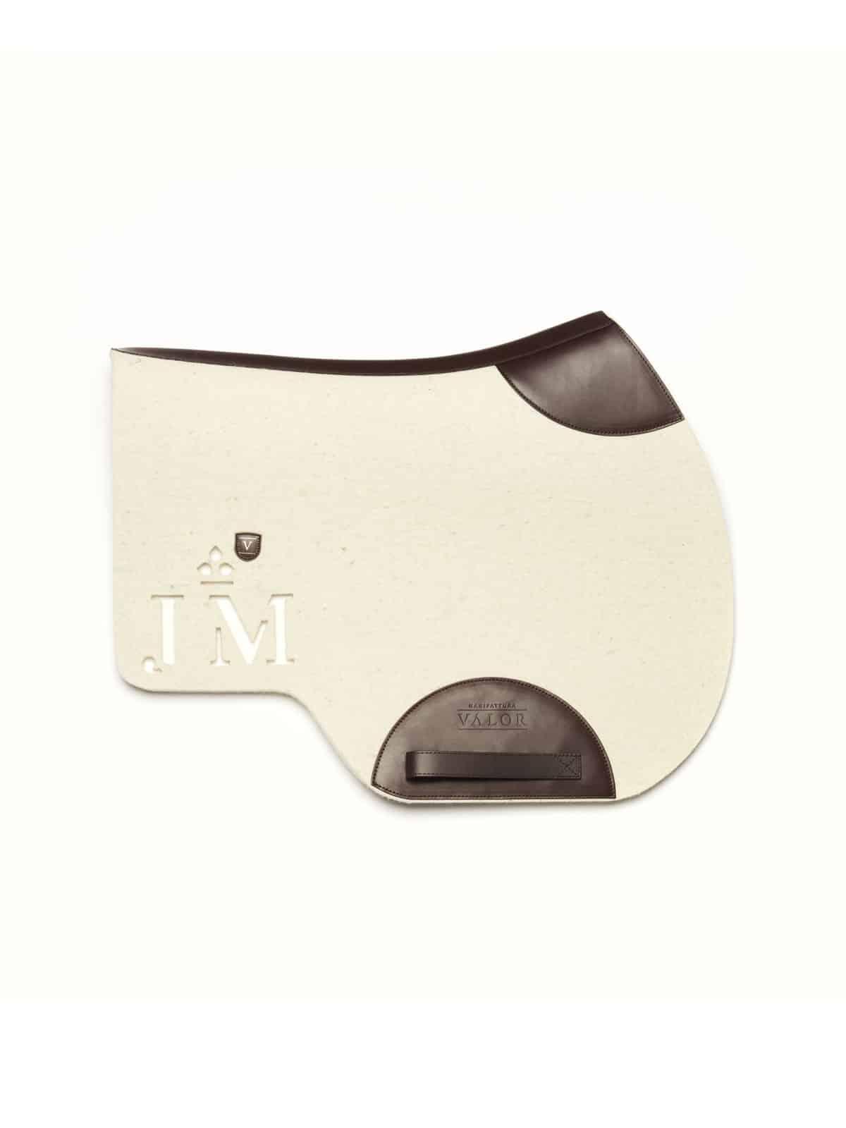 personalised saddle pads